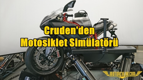 Cruden'den Motosiklet Simülatörü