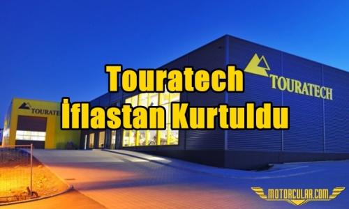 Touratech İflastan Kurtuldu