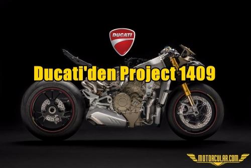 Ducati'den Project 1409