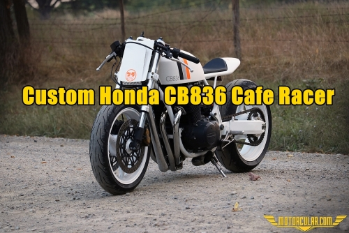 Custom Honda CB836 Cafe Racer