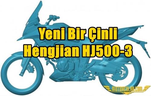 Yeni Bir Çinli: Hengjian HJ500-3