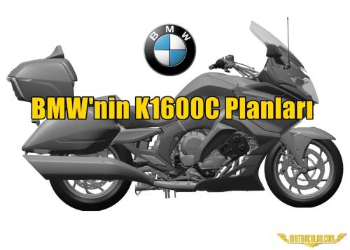 BMW'nin K1600C Planları