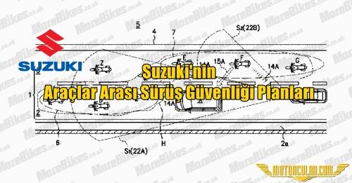 Suzuki'nin Araçlar Arası Sürüş Güvenliği Planları