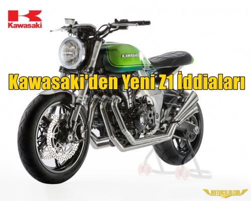 Kawasaki'den Yeni Z1 İddiaları