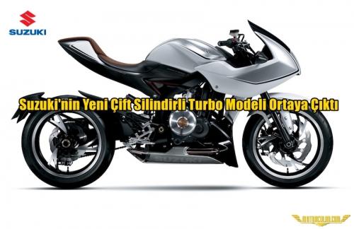 Suzuki'nin Yeni Çift Silindirli Turbo Modeli Ortaya Çıktı