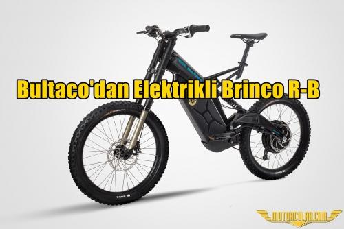 Bultaco'dan Elektrikli Brinco R-B