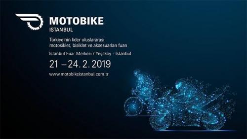 Motobike İstanbul 21-24 Şubat 2019