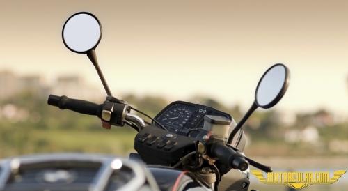 Motosiklette Ayna Ayarı Nasıl Olmalı?