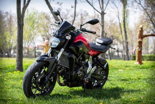 2016 Husqvarna 701 Supermoto Tanıtımı | motorcular.com