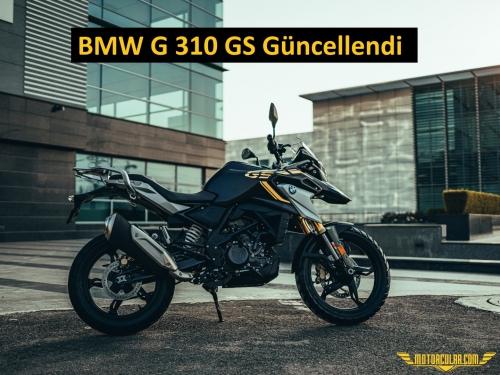 BMW G 310 GS Tasarım ve Teknoloji Yenilikleri