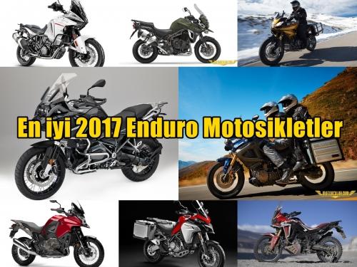 En iyi 2017 Enduro Motosikletler
