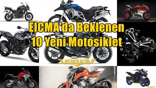 EICMA'da Beklenen 10 Yeni Motosiklet