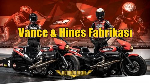 Vance & Hines Fabrikası