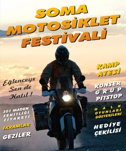 Soma Motosiklet Festivali 2019