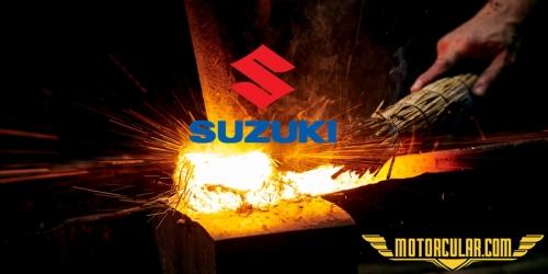 Suzuki Katana Geliyor