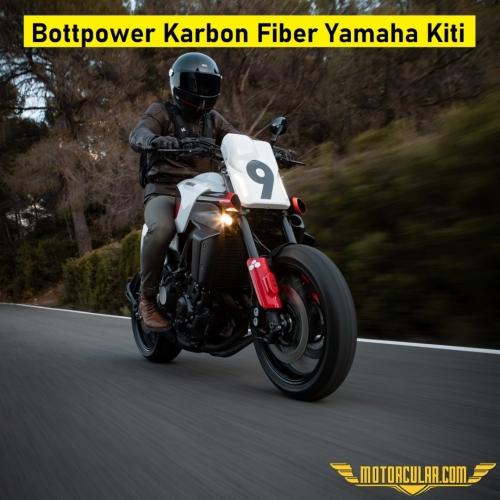 Bottpower Yamaha MT-09 Karbon Fiber Kiti Sunuldu