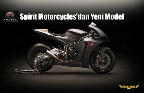 Spirit Motorcycles'dan Yeni Model