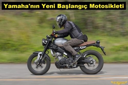 Yamaha XSR 125 Yakında Geliyor