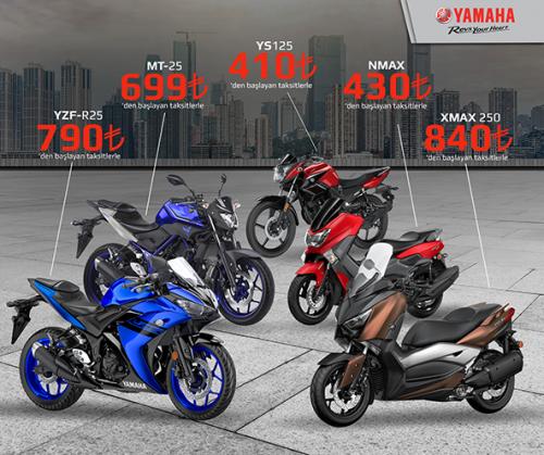 Mart Ayında Yamaha Finans Avantajları
