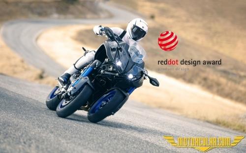 Yamaha NIKEN Red Dot Ödüllerinde ''En İyinin En İyisi'' Seçildi