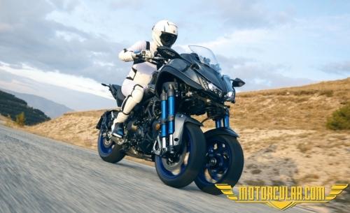 Yamaha NIKEN'ın Fiyatı Belli Oldu