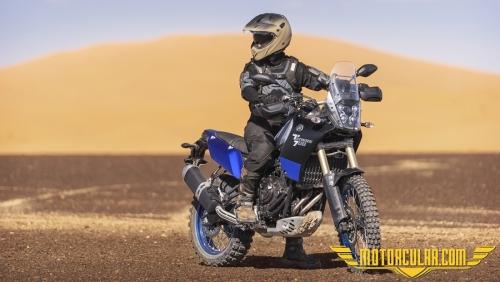 Yamaha Tenere 700 Geliyor
