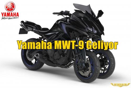 Yamaha MWT-9 Geliyor