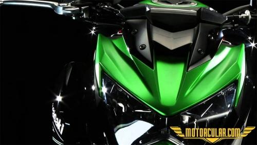 Yeni Kawasaki Z400 2019'da Geliyor