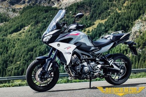 Yeni Yamaha Tracer 900 Bayilerde Satışa Çıktı