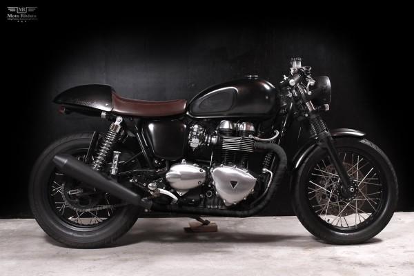 Triumph Cafe Racer >> Triumph Thruxton Cafe Moto Cafe Racer Motorcular Com