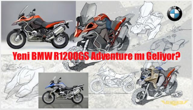 Yeni BMW R1200GS Adventure mı Geliyor?