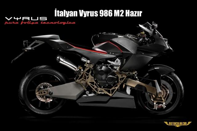 İtalyan Vyrus 986 M2 Hazır