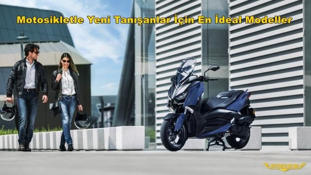 Motosikletle Yeni Tanışanlar İçin En İdeal Modelleri ile Yamaha  Karşınızda