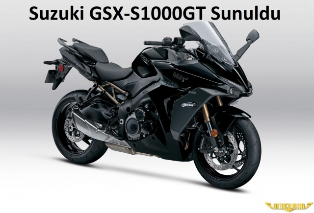 Suzuki GSX-S1000GT Sunuldu
