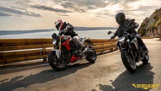 BMW Motorrad En Yeni Modellerini EICMA 2019'da Sergiledi