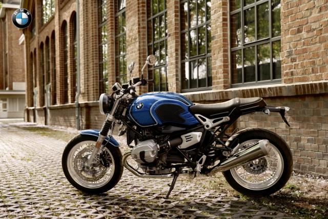 BMW Motorrad 5 Serisi'nin 50. Yılına Özel BMW R nineT/5 ile Karşımızda
