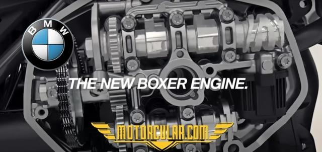 BMW 1250GS Boxer Motorunu Açıkladı