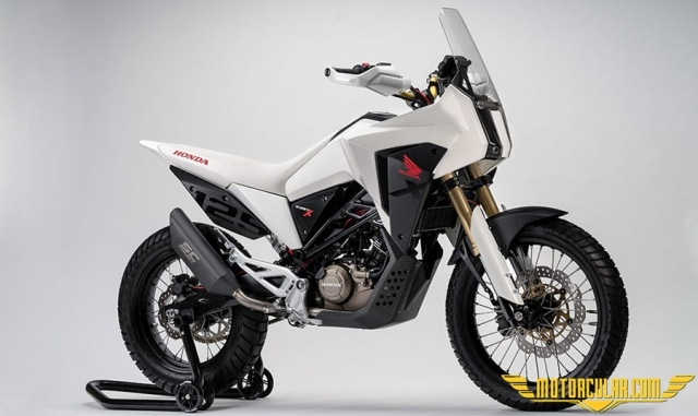 Honda CB125X Konsepti Açıklandı