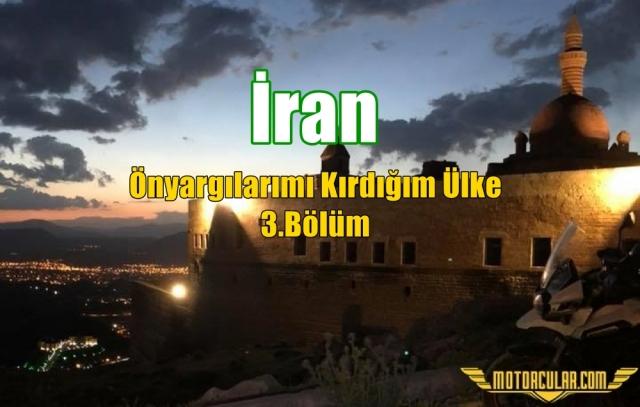 İran: Önyargılarımı Kırdığım Ülke 3.Bölüm