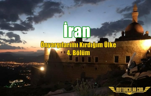 İran: Önyargılarımı Kırdığım Ülke 4.Bölüm