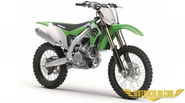 Kawasaki 2019 KX450 Modelini Tanıttı