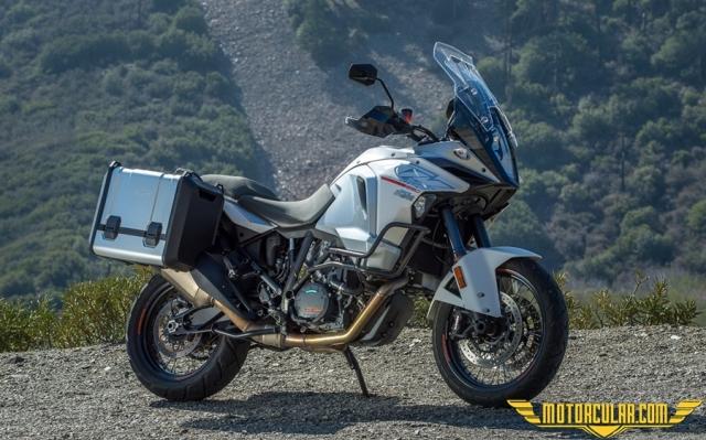 KTM 1290 Super Adventure Modellerini Geri Çağırıyor