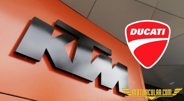 KTM Ducati'yi Satın Almak İstiyor