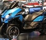 3 Tekerli Yeni Peugeot Metropolis