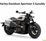 Harley-Davidson Yeni Sportster S Modelini Sundu
