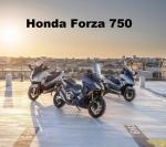 Yeni Honda Forza 750 Teknik Detayları Ortaya Çıktı