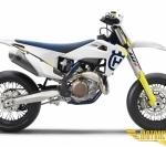 2019 Husqvarna FS 450 Supermoto Çıktı