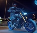 Yamaha MT-09 Büyüyor