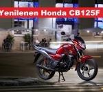 Honda CB125F Yenilendi