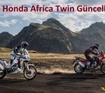 Honda Africa Twin 2022 İçin Güncellendi